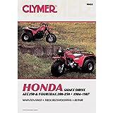 Clymer M455 Repair Manual