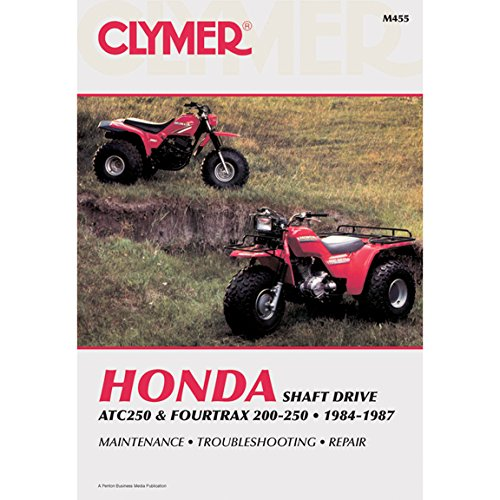 Clymer M455 Repair Manual by Clymer (Image #1)