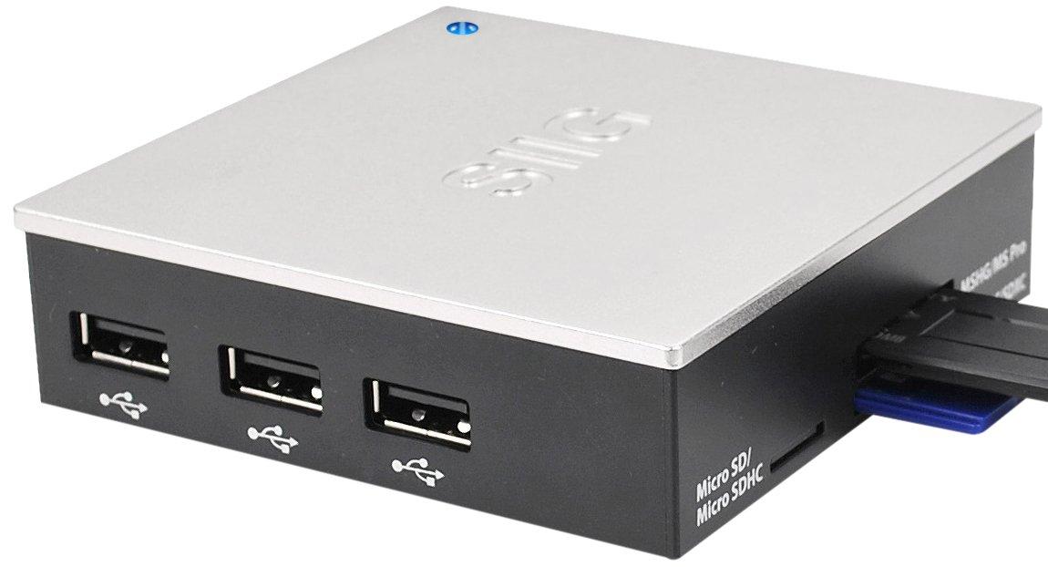 USB 3.0 & 2.0 Hub Card Reader