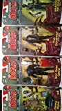 "The Walking Dead Comic Book Series 2 5"" Figure Set Of 4"