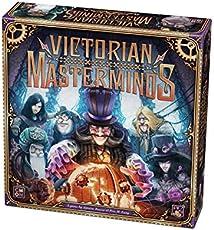 Victorian Masterminds b5d30e7cba