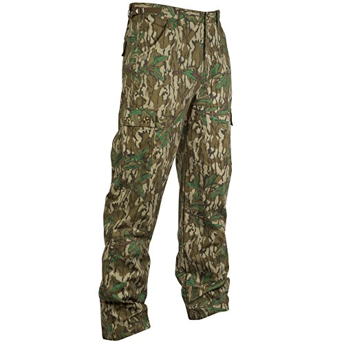 Mossy Oak Men's Tibbee II Lightweight Hunting Pants In Multiple Camo - Pants Hunting Lightweight