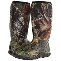 Bog Men's Classic High Camo Winter Snow Boot Table