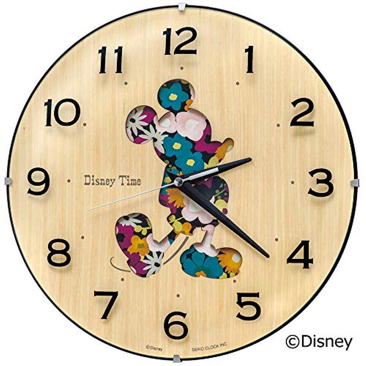 [해외] 세이코 디즈니 벽시계 미키마우스 FW586B