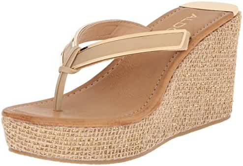 Aldo Women's Jeroasien Wedge Sandal