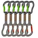 Fusion Quickdraw Bent Gate/Straight Gate (Set of 6)