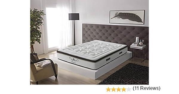 Colchón Viscoelástico Toscana Serie Premium Todas Las Medidas (150x190): Amazon.es: Hogar