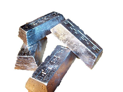 25 Lbs of 1/2 to 1 lb. Lead Ingots Bars Reloading Bullets Metal Casting Sinkers Lures