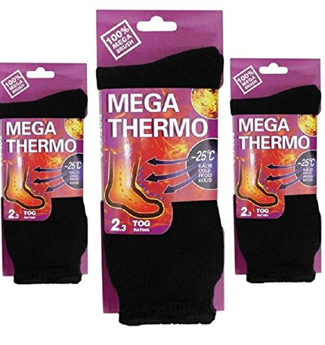 thermal boots - 1
