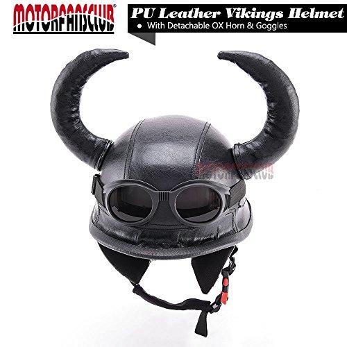 Viking Motorcycle Helmet - 1