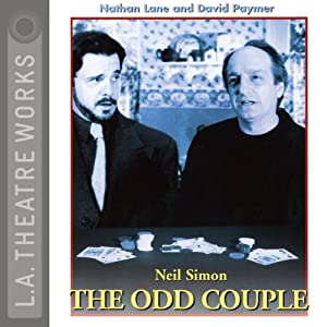 a review of the play the odd couple by neil simmon Get this from a library the odd couple [neil simon] -- two poker buddies, one a hyper-neurotic, the other an incurable slob, suddenly find themselves bachelors again and decide to share a new york city apartment this classic comedic play was later.