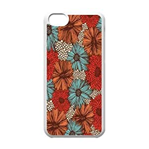 Flower DIY Cell Phone Iphone 5/5S LMc-22378 at LaiMc