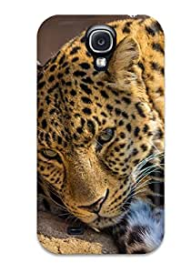 Austin B. Jacobsen's Shop New Style Tpu S4 Protective Case Cover/ Galaxy Case - Zoo Leopard
