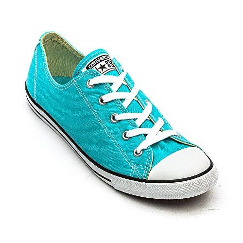 Converse Cta Seizoen Os, Unisex-kinder Sneakers Blau