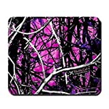 Muddy Girl - Non-slip Rubber Mousepad, Gaming Mouse Pad