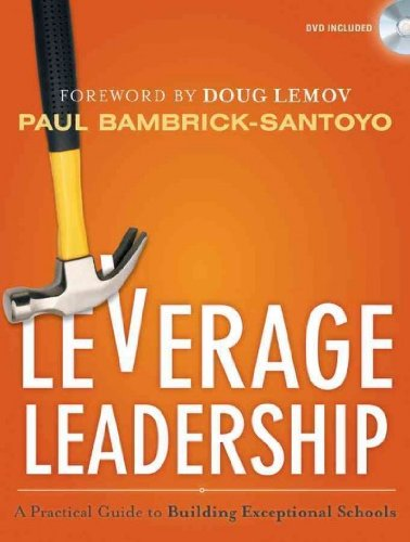 Leverage Leadership W/Dvd