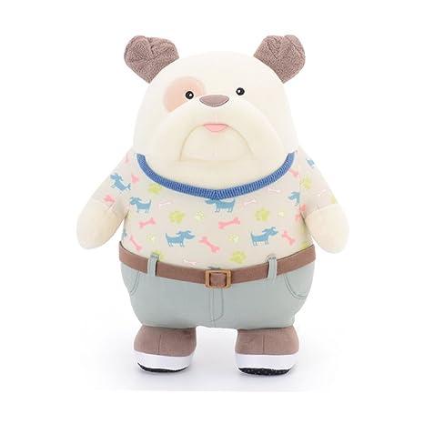 Amazon.com: Bordado 3d Pom Pom Lovely juguetes de peluche ...