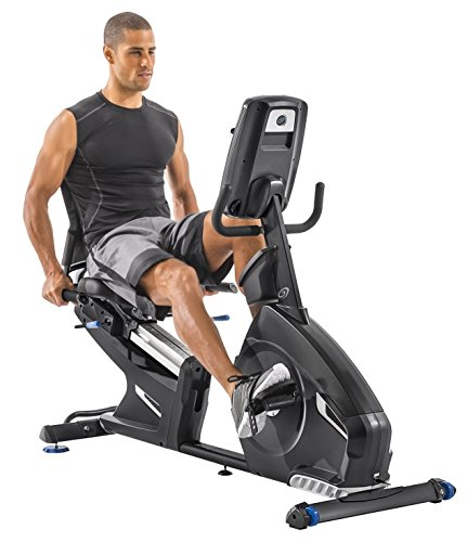 Nautilus R618 Recumbent Bike by Nautilus