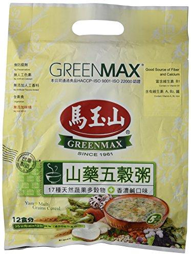 Greenmax – Yam & Multi Grains Cereal