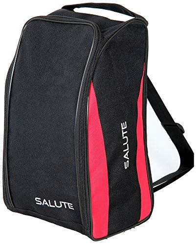 05f287f96237 SALUTE 10 Liters Black Travel accessories Shoe bag with shoulder strap