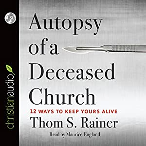 Autopsy of a Deceased Church Audiobook