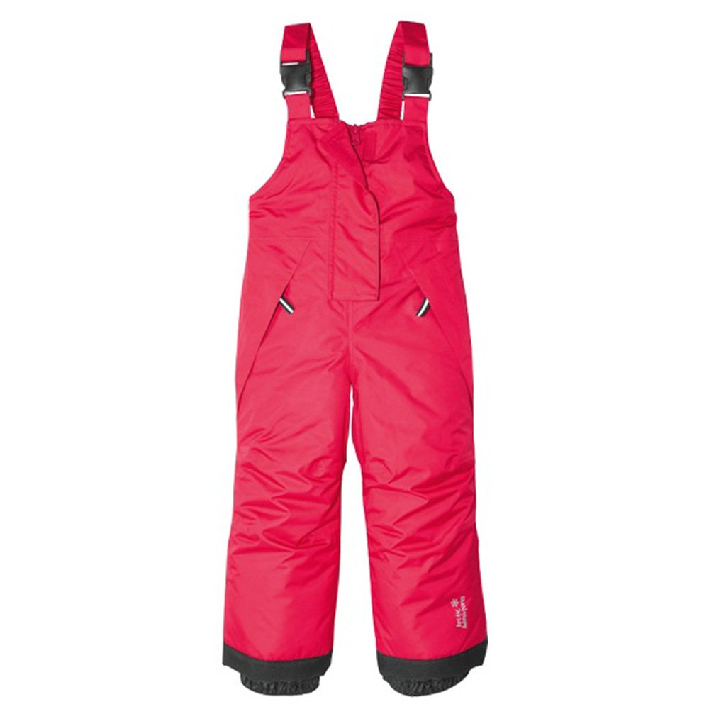 Kids Ski Pants Trousers Bib Pants Snow Overalls Waterproof for Winter Sports