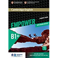 Cambridge English Empower Intermediate/B1+ Student's Book with Online Assessment and Practice, and Online Workbook Idiomas Catolica Edition