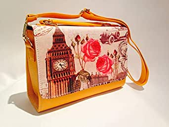 London high's stylish handbag