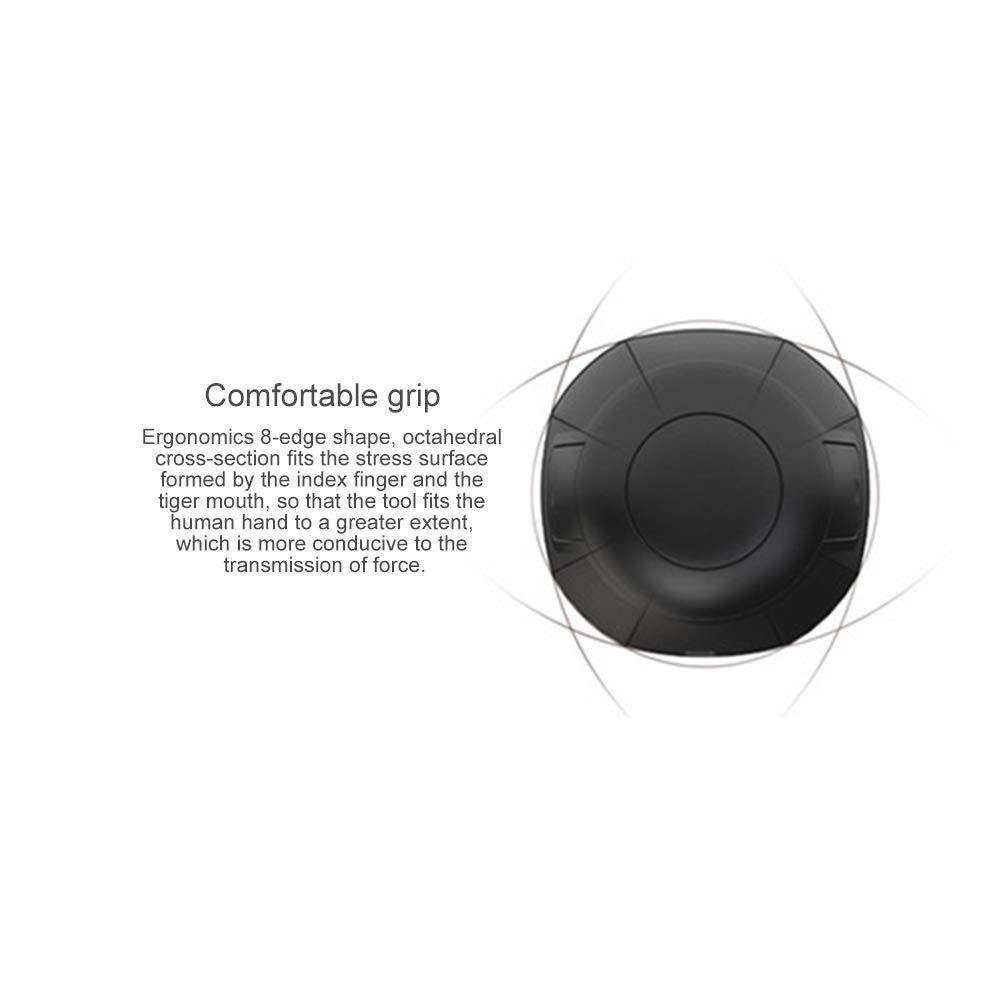 para la Mayor/ía de los Dispositivos Electr/ónicos Guangmaoxin para Xiaomi Mijia Wiha 8 en 1 Destornillador de Carraca Destornillador Herramientas de Reparaci/ón