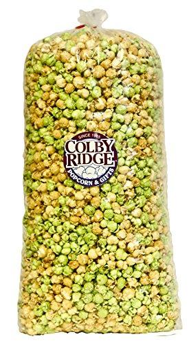 Popcorn Green (Caramel Apple Popcorn 91 Ounces (5 Gal. 80 Cups))