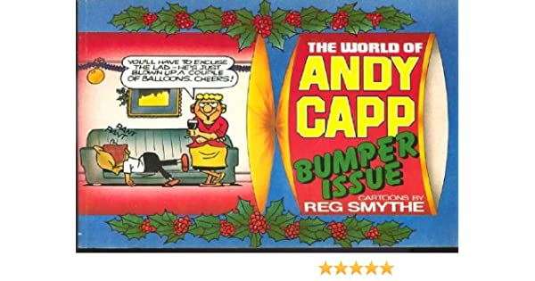 The World Of Andy Capp Bumper Issue Reg Smythe 9780859393881