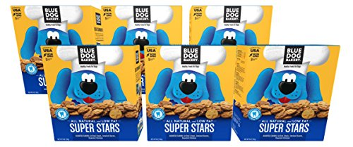 Blue Dog Bakery | Dog Treats | All-Natural | More Flavors, 18 ounce, pack of 6 ()