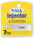 Schick Plus Injector Blades - 7 ct