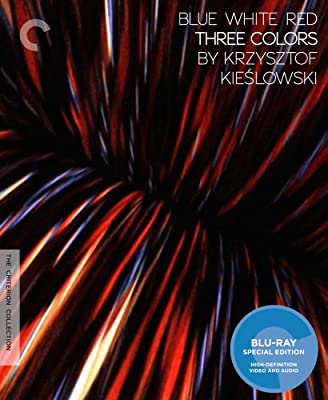 Three Colors: Blue, White, Red (The Criterion Collection) [Blu-ray]