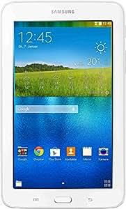 Samsung Galaxy Wi-Fi T113 Android SM-T113NDWADBT 7.0-pulgadas 8 GB Tab 3 Lite Tableta, Blanco