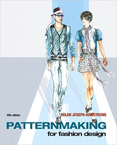 Patternmaking For Fashion Design 2 Downloads Kindle Edition By Joseph Armstrong Helen Arts Photography Kindle Ebooks Amazon Com