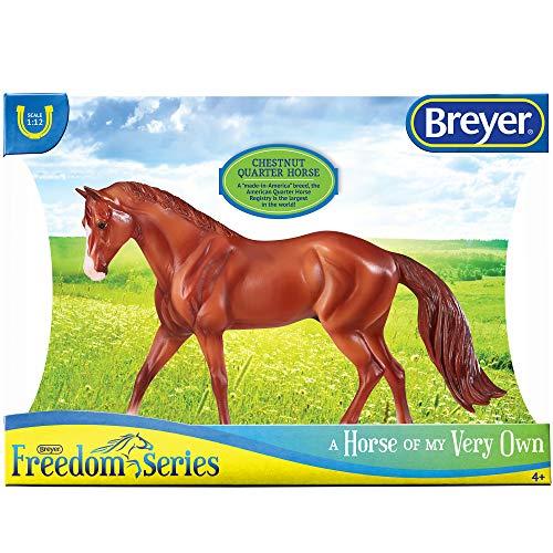 Breyer Freedom Series (Classics) Chestnut Quarter Horse