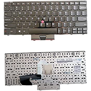 New Laptop Keyboard with trackpoint Compatible Lenovo IBM ThinkPad Twist S230 S230I S230u P/N