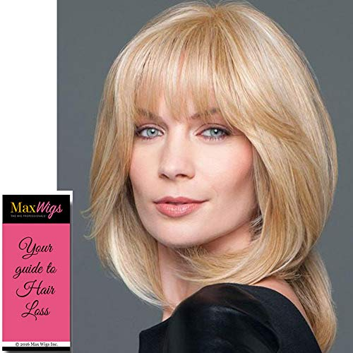 - Top Tier Hair Topper Color GL14-22 SANDY BLONDE - Gabor Wigs 12