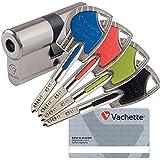 Vachette - Cylindre porte Haute Securite AXI HOME Barillet 30 x 30