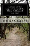 img - for Letters on the Improvement of the Mind Addressed to a Lady book / textbook / text book