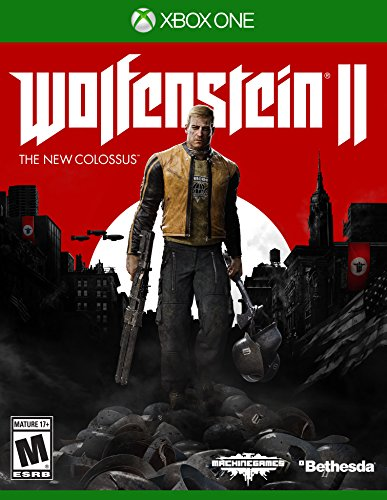 Wolfenstein II: The New Colossus - Xbox - Shopping America On In Tax