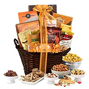 Best Epic Trends 51QLm5gzAsL._SS300_ Broadway Basketeers Thinking of You Gift Basket, Fresh Cookies, Gourmet Candy, Housewarming, Birthday or Thank You Gifts