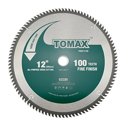 12 100 tooth saw blade - 6