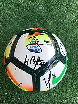 juve Balón Serie A Equipos Mini F.C. Juventus 2017 y 2018: Amazon ...