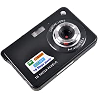 Mini Digital Camera,KINGEAR CDC3 2.7 inch TFT LCD HD...