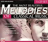 The Most Beautiful Melodies of Classical Music (Box Set)