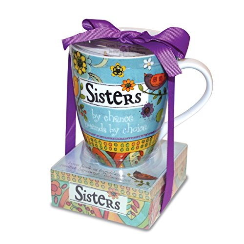 Divinity Boutique 23777 Ceramic Mug and Memo Pad Sister, - Mall Stores In Lakeside