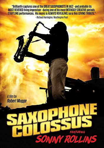 DVD : Sonny Rollins - Sonny Rollins: Saxophone Colossus (DVD)