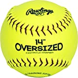 "Rawlings 14"" Oversized Pitcher's Training Softball"